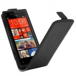 Housse luxe cuir pour le HTC 8X windows phone