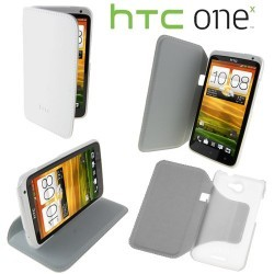 Coque support et étui 3 en 1 Origine HTC One X
