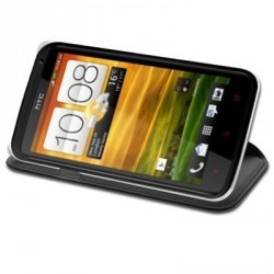 Etui support origine noir pour le HTC One X