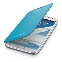 Etui folio origine bleu turquoise Samsung Galaxy Note 2