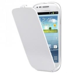 Etui blanc origine pour Samsung Galaxy S3 Mini
