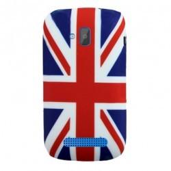 Coque drapeau Angleterre pour Nokia Lumia 610