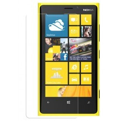 Film protecteur écran vitre pour Nokia Lumia 920 anti rayures.