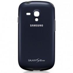 Coque arrière origine (bleu nuit) pour Samsung Galaxy S3 mini