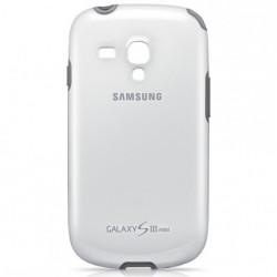 Coque arrière blanche origine Samsung Galaxy S3 mini