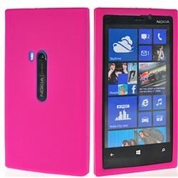 Coque couleur rose pour Nokia Lumia 920