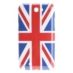 Coque drapeau Angleterre pour Samsung Galaxy Note 2