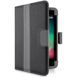 "Etui folio cuir noir Belkin pour Google Nexus 7"""