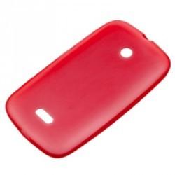 Coque rouge origine pour Nokia Lumia 510