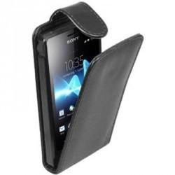 Housse noire pour le Sony Xperia E