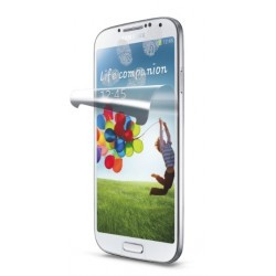 Pack de 2 films pour protéger la vitre du Samsung Galaxy S4