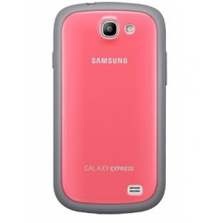 Coque officielle origine rose pour le Samsung Galaxy Express