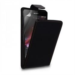 Housse noire pour Sony Xperia Z
