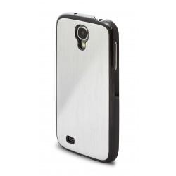 Coque arrière Moxie Aluminium brossée pour Samsung Galaxy S4