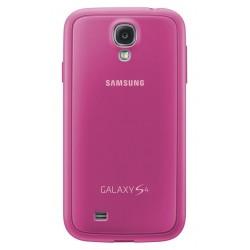 Coque rose arrière origine pour Samsung Galaxy S4