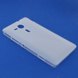 Coque blanche pour le Sony Xperia SP