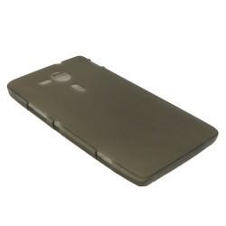 Coque noire fumée pour le Sony Xperia SP
