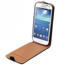 Housse cuir à rabat pour le Samsung Galaxy S4 mini