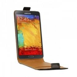 Housse en cuir pour le Samsung Galaxy Note 3
