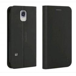 Etui Folio Noir avec Stand et Porte Cartes Belkin Samsung Galaxy S5