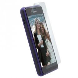 Film Protège Ecran Haute Qualité Krusell pour Sony Xperia E1