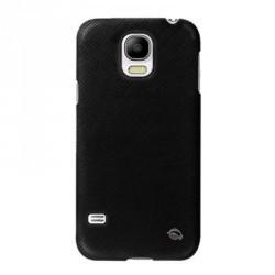 Coque Aspect Cuir Noir Licence Krussel pour Samsung Galaxy S5