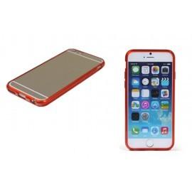 Coque bumper rouge brique pour IPhone6