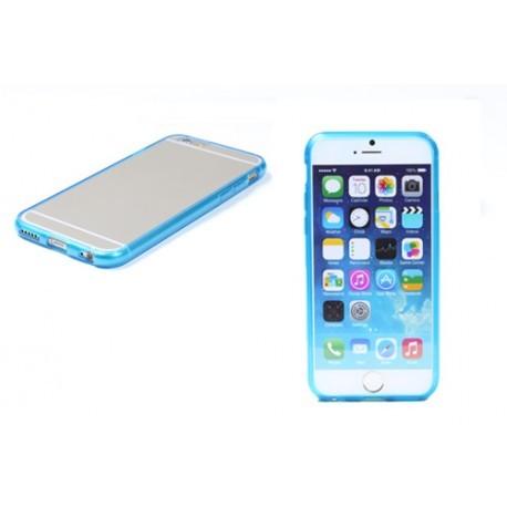 Coque bumper turquoise pour IPhone6