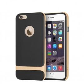Coque Rock Royce Noire et Gold pour iPhone 6 Plus