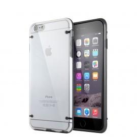 Coque Moxie Plexiglass Noire pour iPhone 6 Plus