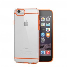 Coque Moxie Plexiglass Neo Orange pour iPhone 6