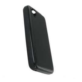 Protection Minigel Noire Mat pour Wiko Goa