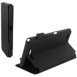 Folio Articulé noir pour Sony Xperia E3