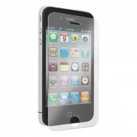 Protection ecran en verre trempe pour IPhone 4 / 4S