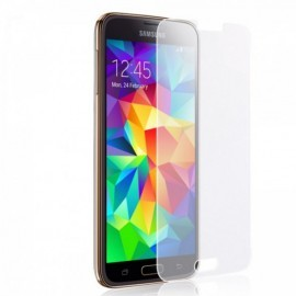 Protection ecran en verre trempe pour Samsung Galaxy S5 Mini