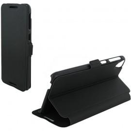 Etui portefeuille pour HTC Desire 820 - Noir