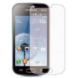 Protection ecran en verre trempe pour Samsung Trend