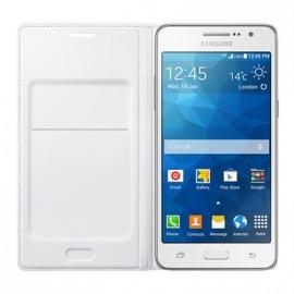 Etui portefeuille Samsung Noir pour Samsung Galaxy Grand Prime