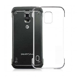 Coque rigide transparente pour Samsung Galaxy S5 Active