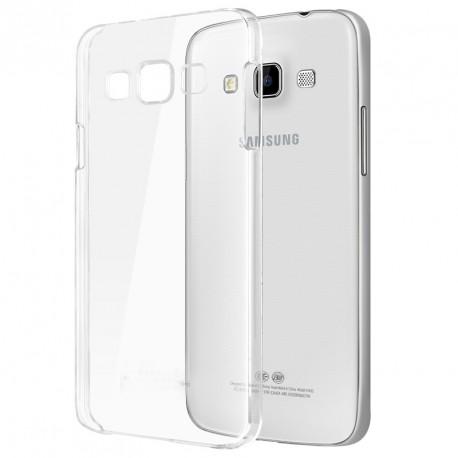 Coque rigide transparente pour Samsung Galaxy A3