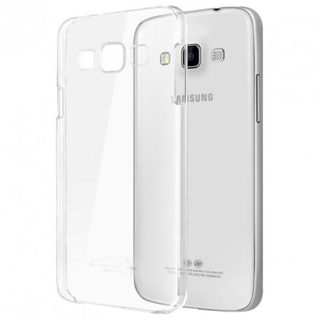 Coque rigide transparente pour Samsung Galaxy A5