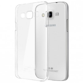 Coque rigide transparente pour Samsung Galaxy Grand Prime