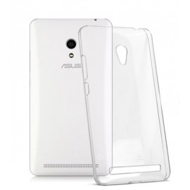 Coque rigide transparente pour Asus Zenfone 6
