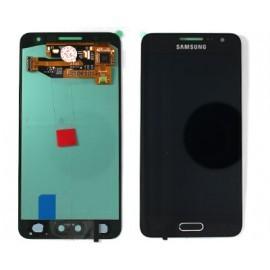 Bloc complet écran LCD + vitre tactile pour Samsung Galaxy A3 Noir