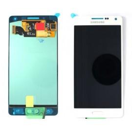 Bloc complet écran LCD + vitre tactile pour Samsung Galaxy A5 Blanc