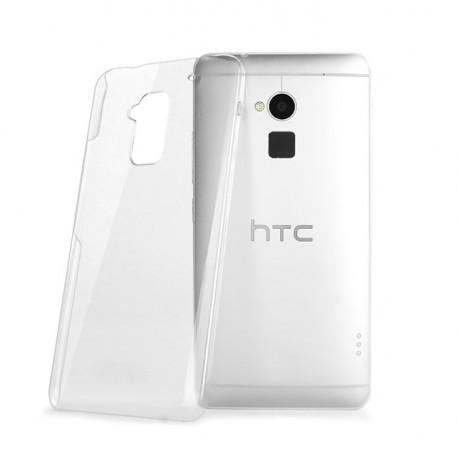 Coque rigide transparente pour HTC ONE Max