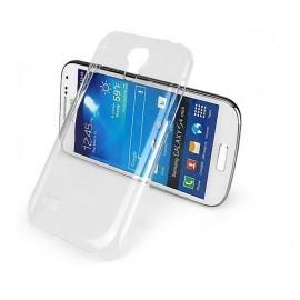 Coque rigide transparente pour Samsung Galaxy S4 Mini