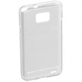 Coque rigide transparente pour Samsung Galaxy S2