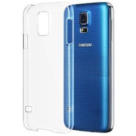 Coque rigide transparente pour Samsung Galaxy S5 Mini