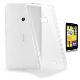 Coque rigide transparente pour Nokia Lumia 625
